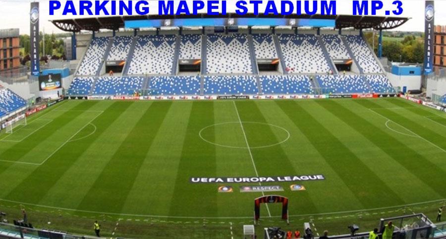 Parcheggio Mapei Stadium
